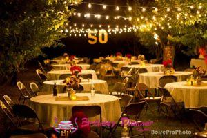 black widows party planner