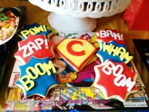 Superhero Themed Party Planner & Decorators