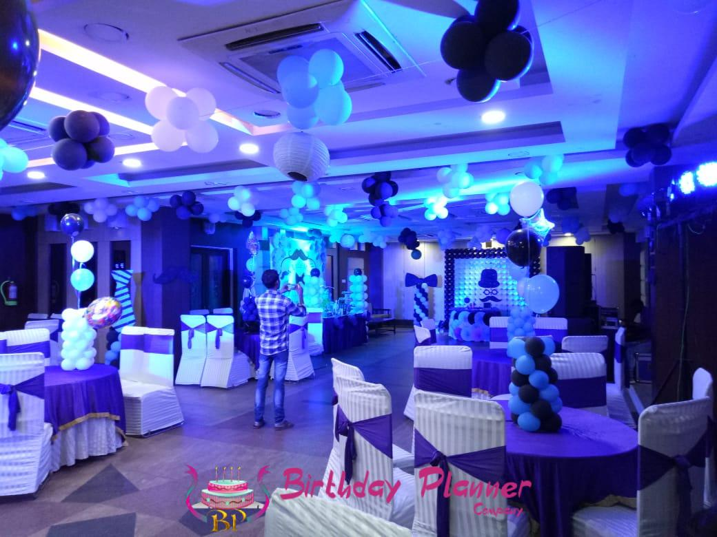 Get your birthday organized and decorated by the time-honored birthday decorators in Delhi