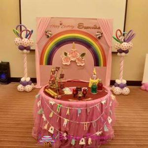 birthday party organiser