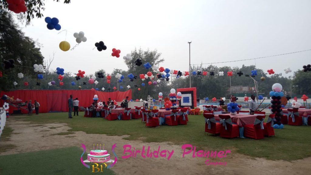 Birthday Party Organisrs in Delhi