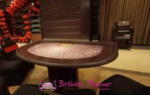 Casino Tables on rent in Delhi