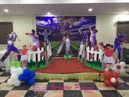 Cricket Theme Party
