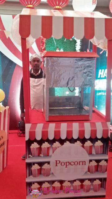 Rental Popcorn Machine In Delhi