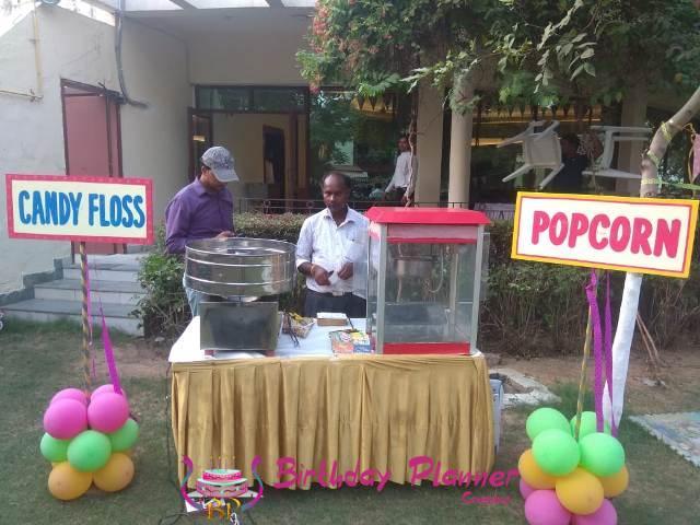 Popcorn Machine On Rent