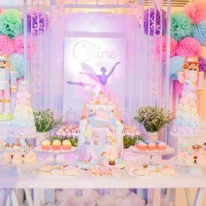 Ballerina style theme