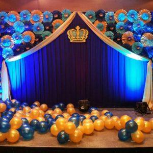 Birthday Planner decoration