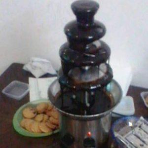 Choclate-fountain