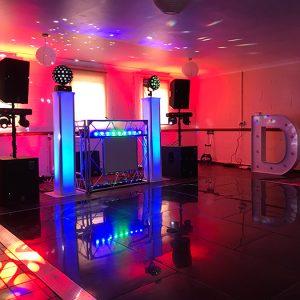 DJ & SOUND SETUP