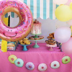 Doughnut theme