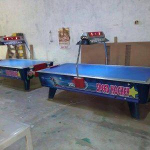 air hockey table on rent in Delhi