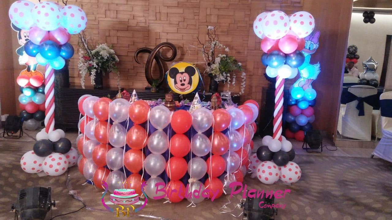 Organize your Birthday Flawlessly by Birthday Planner – Top Birthday Planners in Delhi