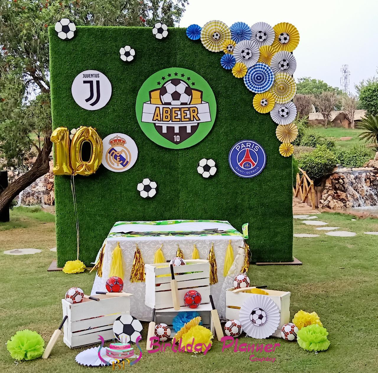Enjoy a thematic birthday party of your junior kid with us to the fullest