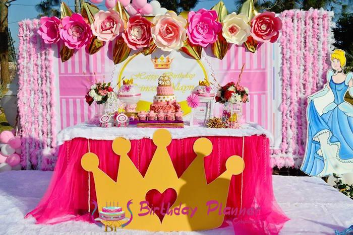 Princess Theme Party Planner & Organizer | Delhi, Gurgaon, Faridabad