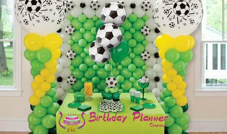 football themed party, football birthday party, football birthday party ideas, football party supplies, football birthday cake, football themed party games