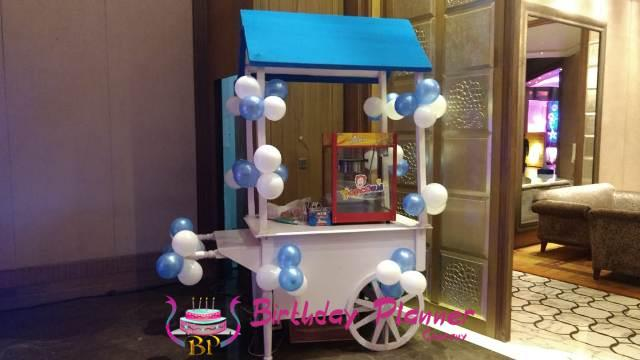 Why you should hire popcorn machine on rent for birthday parties & events?
