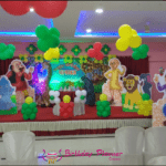 Motu Patlu Theme Decoration for Birthday Party in Delhi, Faridabad, Noida