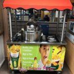 Sweet Corn Machine On Rent In Delhi NCR