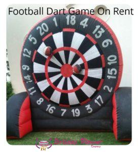 Hire Football Dart Game On Rent In Delhi Ncr For Events & Birthday Parties