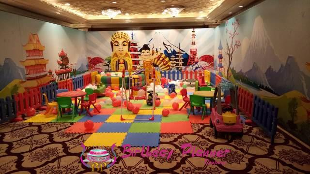 Play Zone On Rent In Delhi