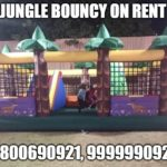 Jungle Bouncy – Kids Most Choiced Jumper In A Party