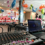 Sound system for Birthday Parties