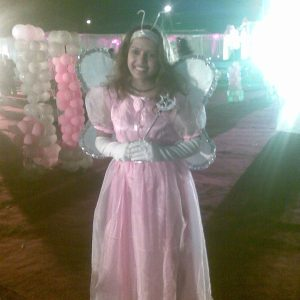 Fairy Girl For Birthday Party And Events