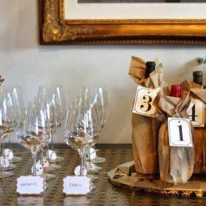 Blind-Wine Tasting Party