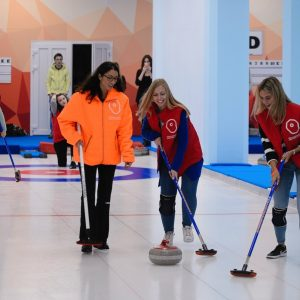 Curling Theme