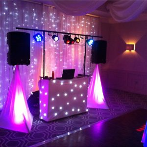 DJ and Sound Setup 2