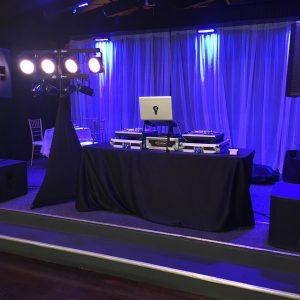 DJ Sound Setup