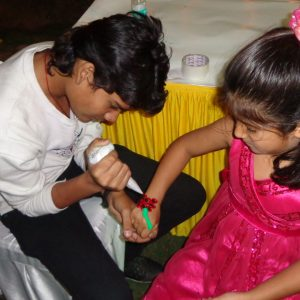 Tattoo Maker Artist For Birthday Party And Events In Delhi Ncr