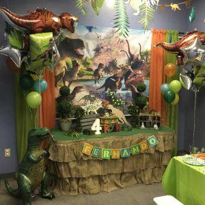 Dinosaur Themed