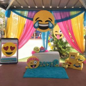 Emoji Party Theme