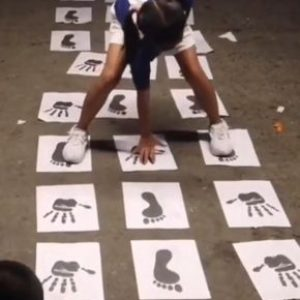 Hands And Feet Games