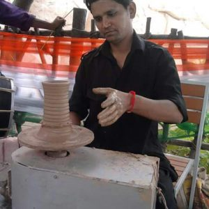 Pottery Maker Artist On Rent In Delhi