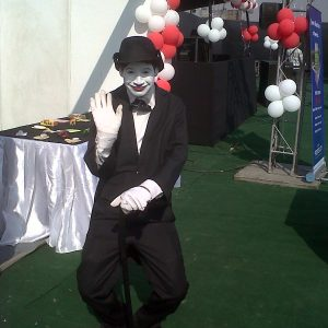Charlie Chaplin Artist For Birthday Party and Events