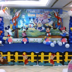 Mickey Mouse Theme