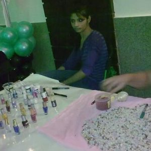 Name Bead Artist For Birthday Party And Events