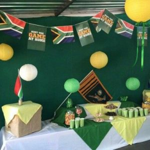 Rugby Theme