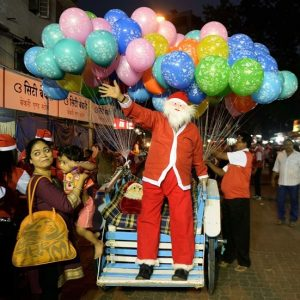 Santa On Rent For Events And Birthday Party