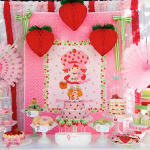 Strawberry theme