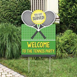 Tennis Theme
