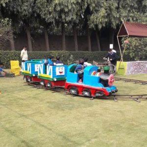 Toy Train on Rent in Delhi