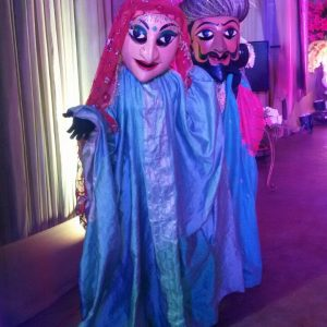 Rajasthani Live Puppet Artist For Birthday Party And Events