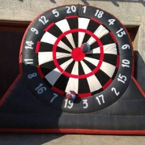 Dart Football Game On Rent In Delhi